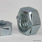 Binx Self-Locking Nuts, Metric, Steel