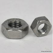 Coneloc Self-Locking Nuts, Metric, Stainless Steel