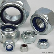 Nylon Insert Self-Locking Nuts